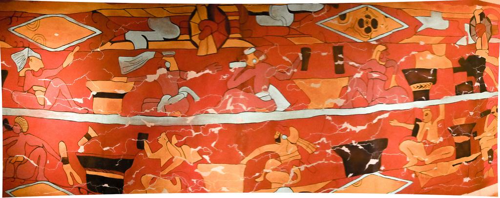Mural de los Bebedores (Mural of the Dri by jay galvin, on Flickr