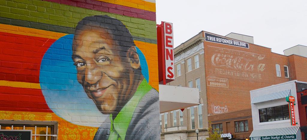 Bill Cosby Mural, Washington, DC 49758 by tedeytan, on Flickr