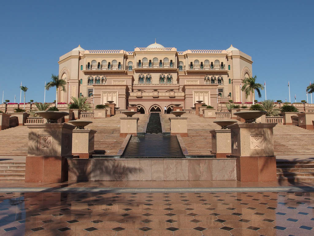 Emirates Palace @ Abu Dhabi by *_*, on Flickr