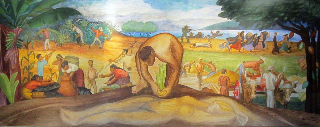 Amighetti, Francisco - La agricultura -m by roferbia, on Flickr