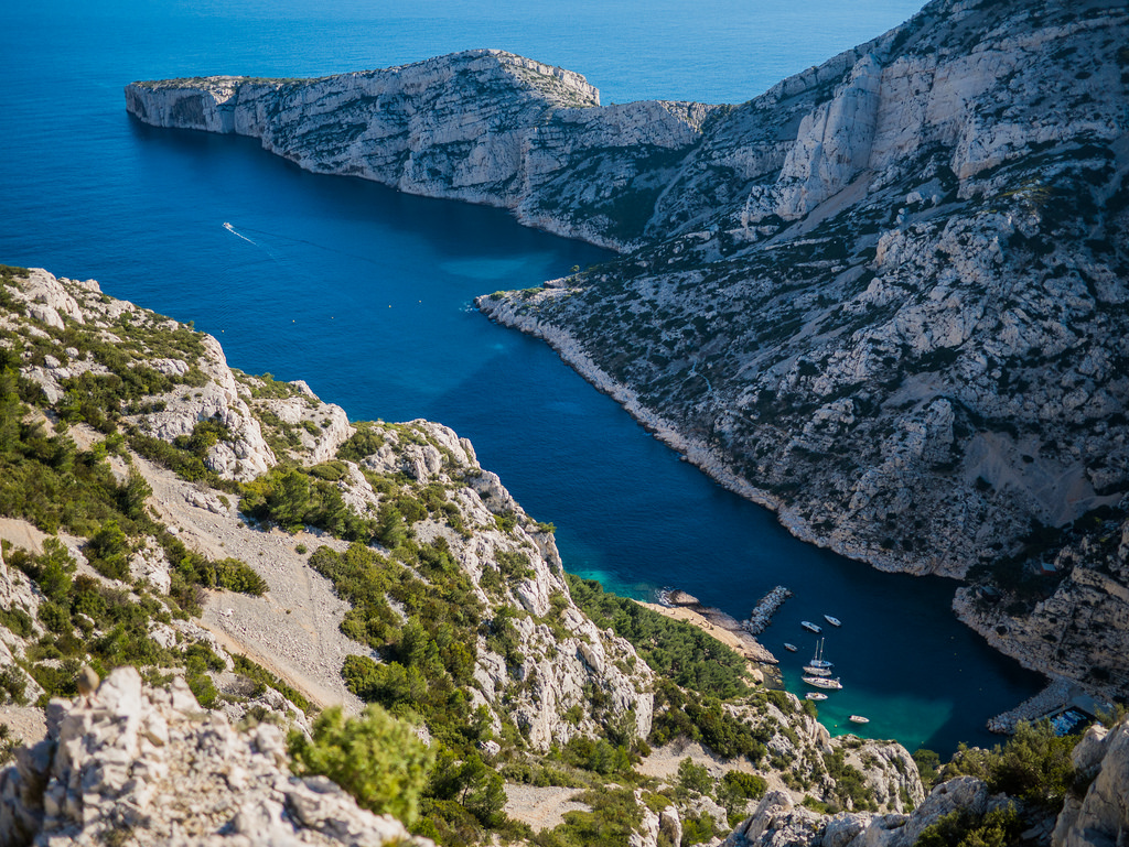 Calanques - Marseille by lublud, on Flickr