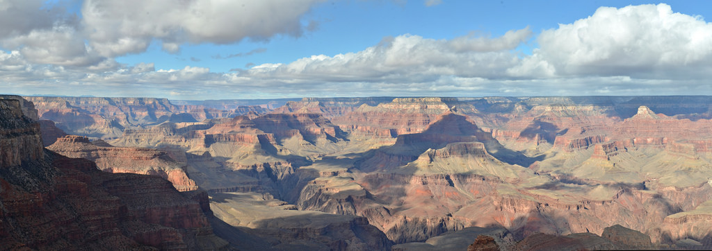 Grand Canyon National Park: View from Ya by Grand Canyon NPS, on Flickr