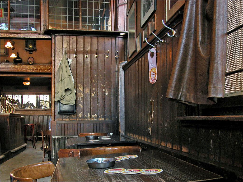 Café brun d'Amsterdam by dalbera, on Flickr