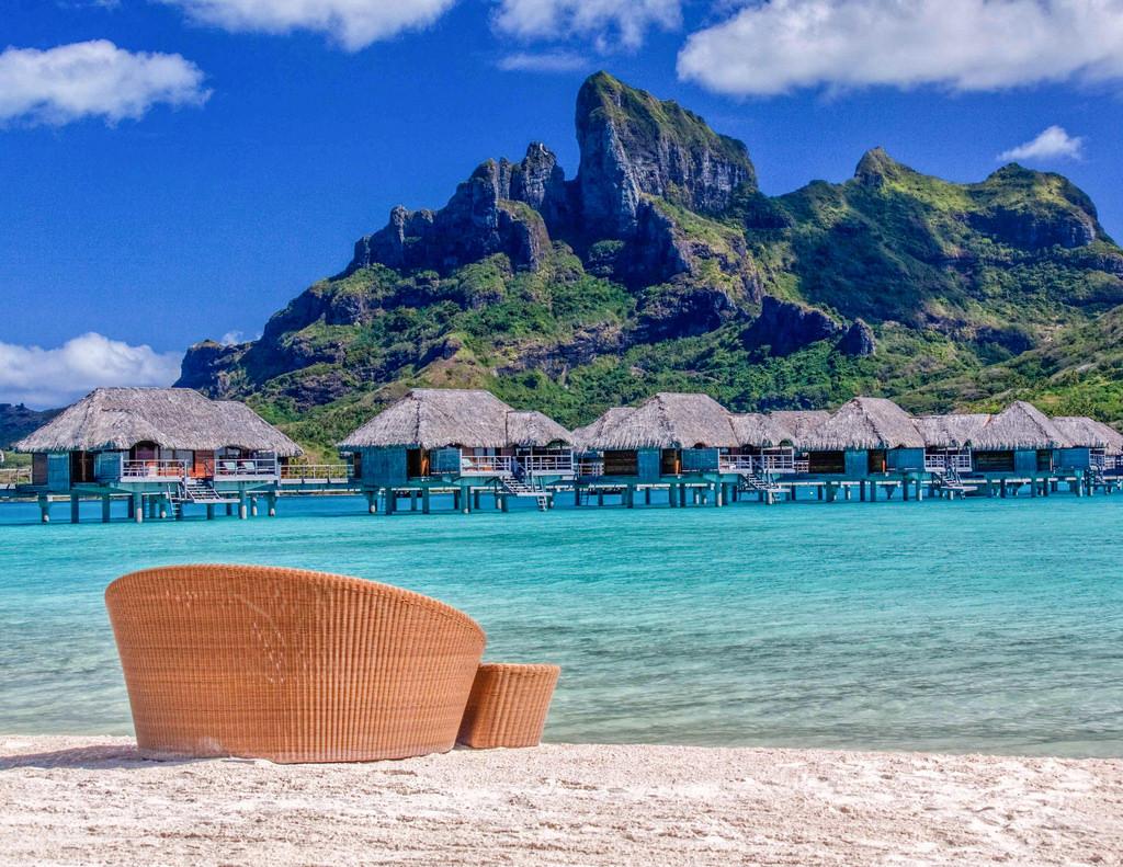 Four Seasons Bora Bora Tahiti 2-1 by Arnie Papp, on Flickr