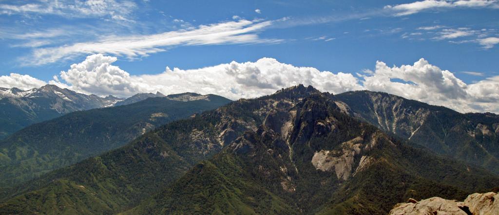 Sawtooth Peak & Castle Rocks, Sierra Nev by James St. John, on Flickr
