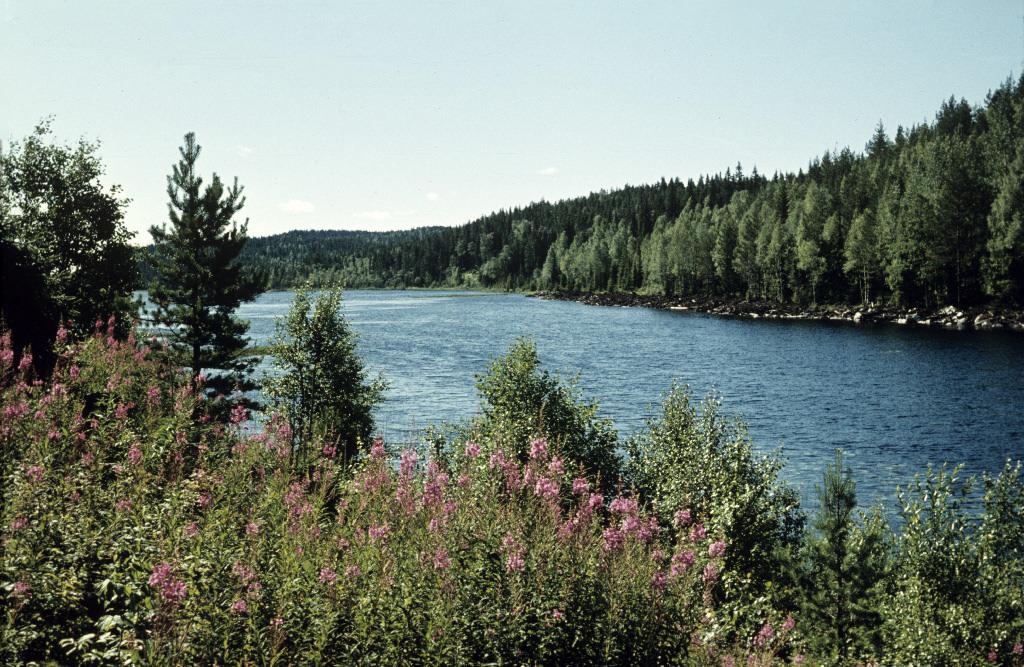 Lake Smalsjön, Dalarna, Sweden by Swedish National Heritage Board, on Flickr