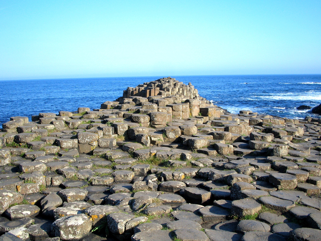 The Giants Causeway by Effervescing Elephant, on Flickr