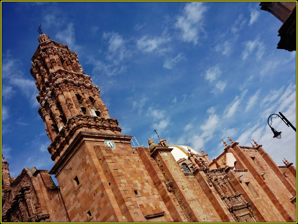 Catedral Basilica de Zacatecas (Nuestra by Catedrales e Iglesias, on Flickr
