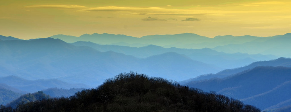 Twilight in the Great Smoky Mountains Na by A. Duarte, on Flickr