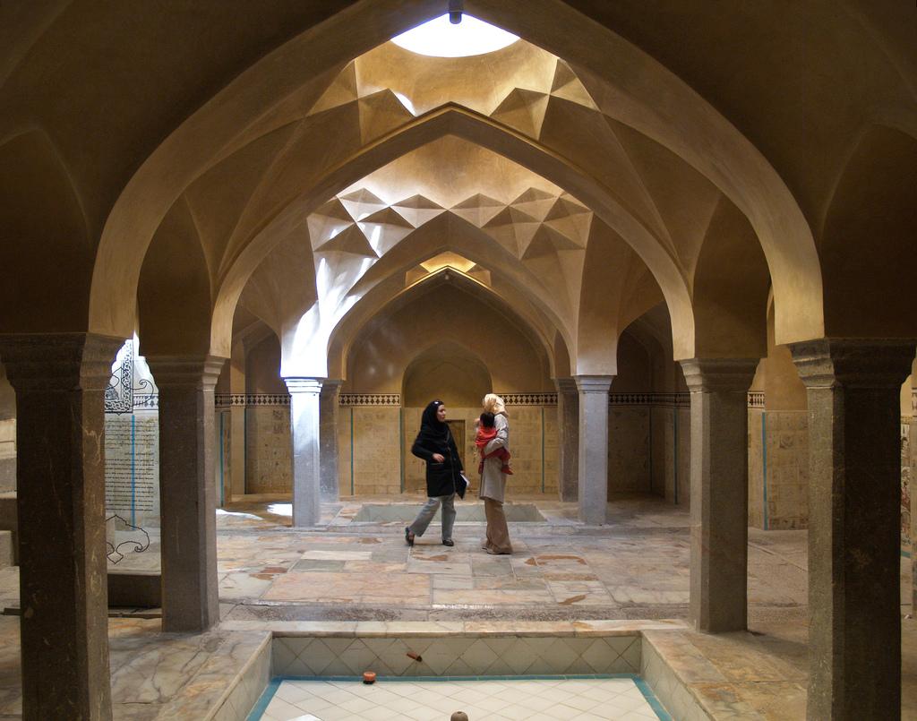 bath house, isfahan october 2007 by seier+seier, on Flickr
