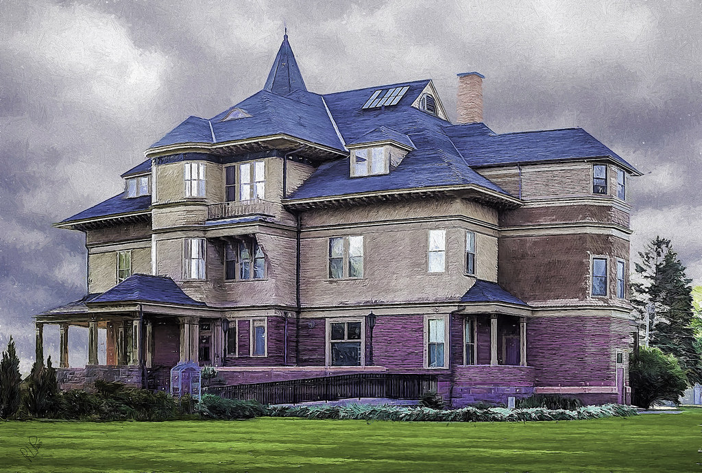 Fairlawn Mansion by chefranden, on Flickr
