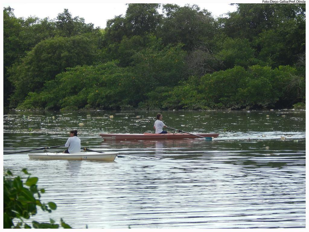Ação ambiental de limpeza do mangue na by Prefeitura de Olinda, on Flickr