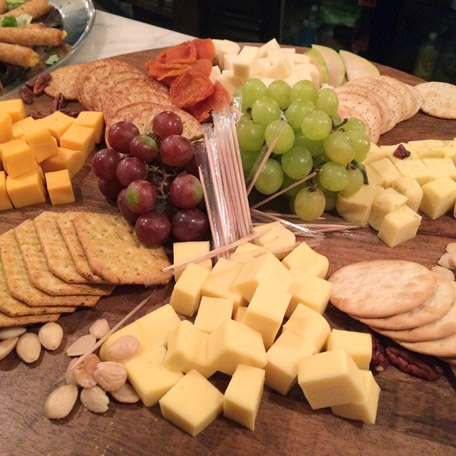 Vegan #cheese? Not too shabby! The only by L.A. Foodie, on Flickr