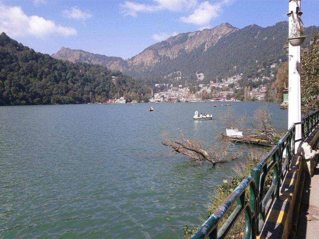 Nainital, the Switzerland of India by dantasse, on Flickr