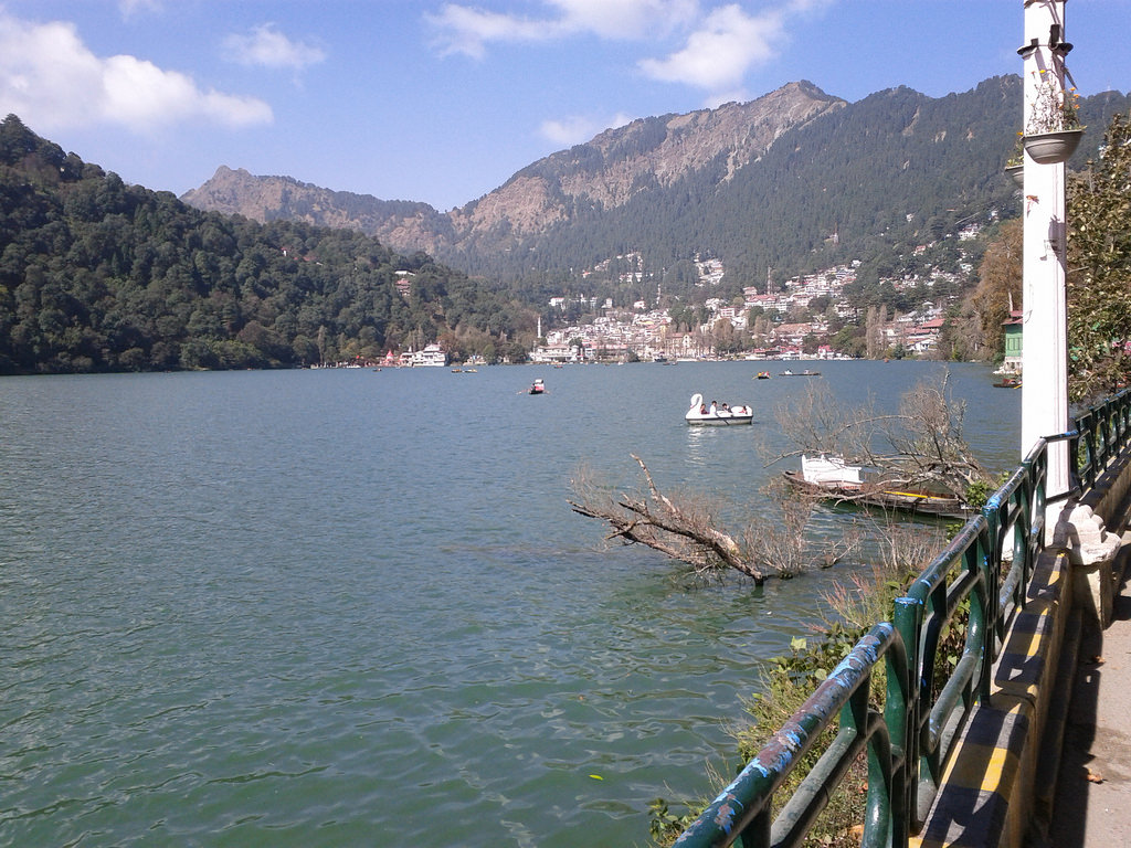 Nainital, the Switzerland of India by dantasse, on Flickr
