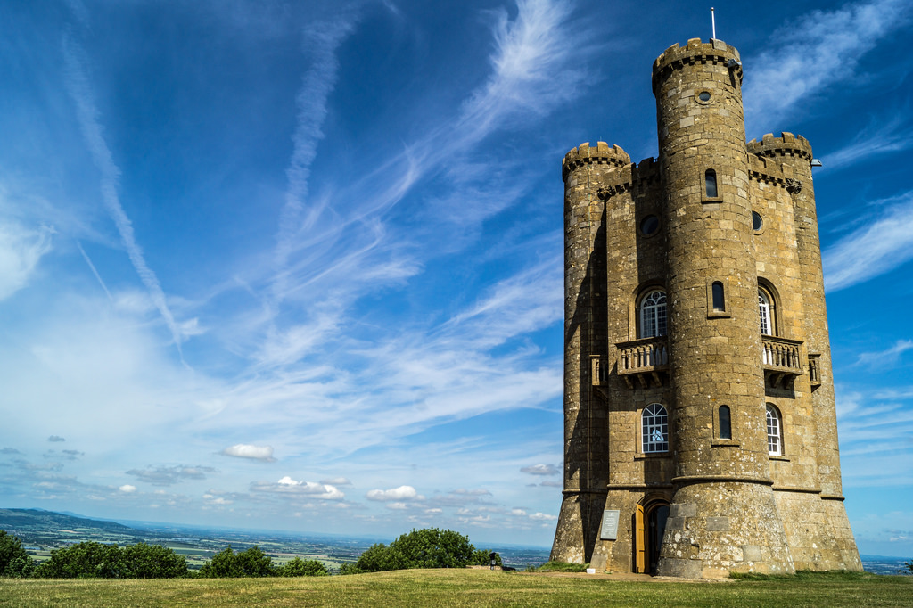 Broadway Tower by dolbinator1000, on Flickr