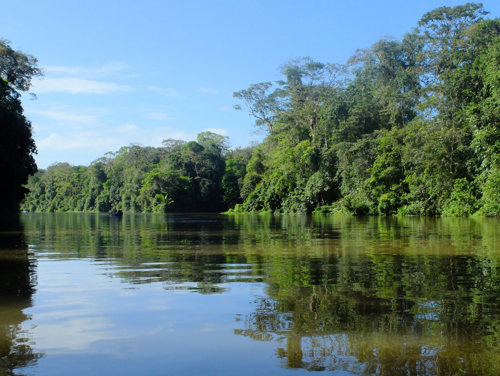 Canals of Tortuguero National Park, Cost by Global Water Forum, on Flickr