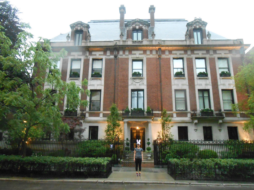 Original Playboy Mansion by Chicago Running Tours & more, on Flickr