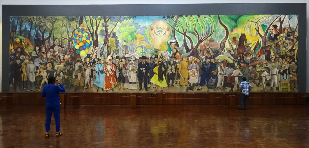 Diego Rivera Mural - Dream of a Sunday A by Adam Jones, Ph.D. - Global Photo Archive, on Flickr