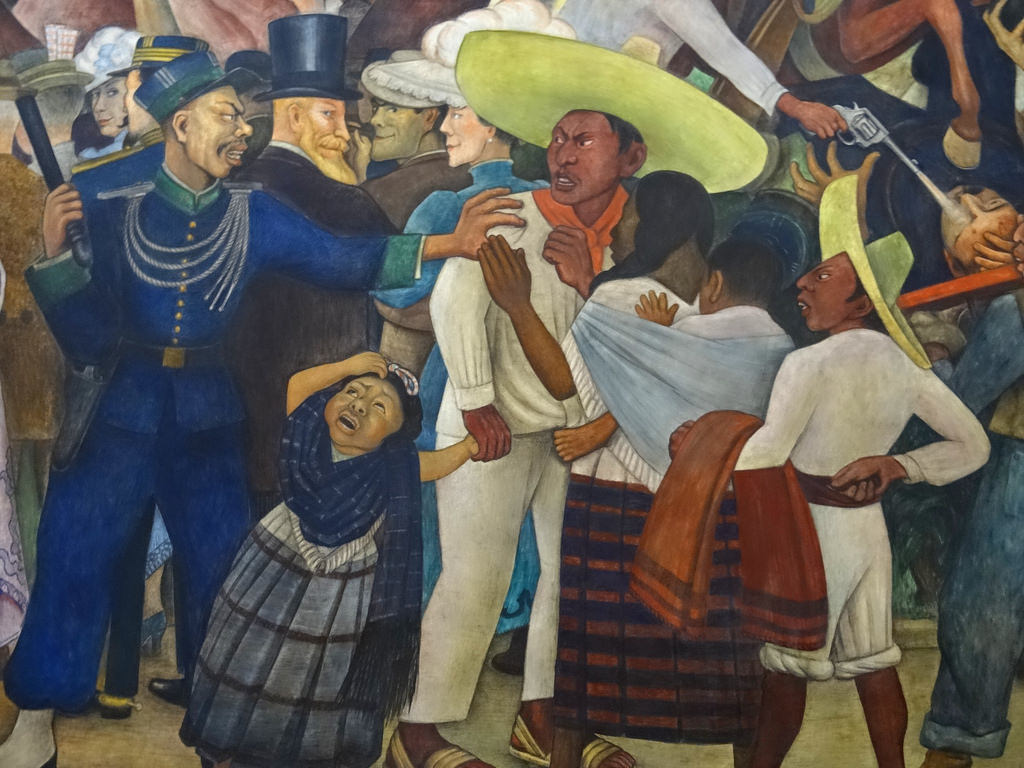 Detail of Diego Rivera Mural - Dream of by Adam Jones, Ph.D. - Global Photo Archive, on Flickr