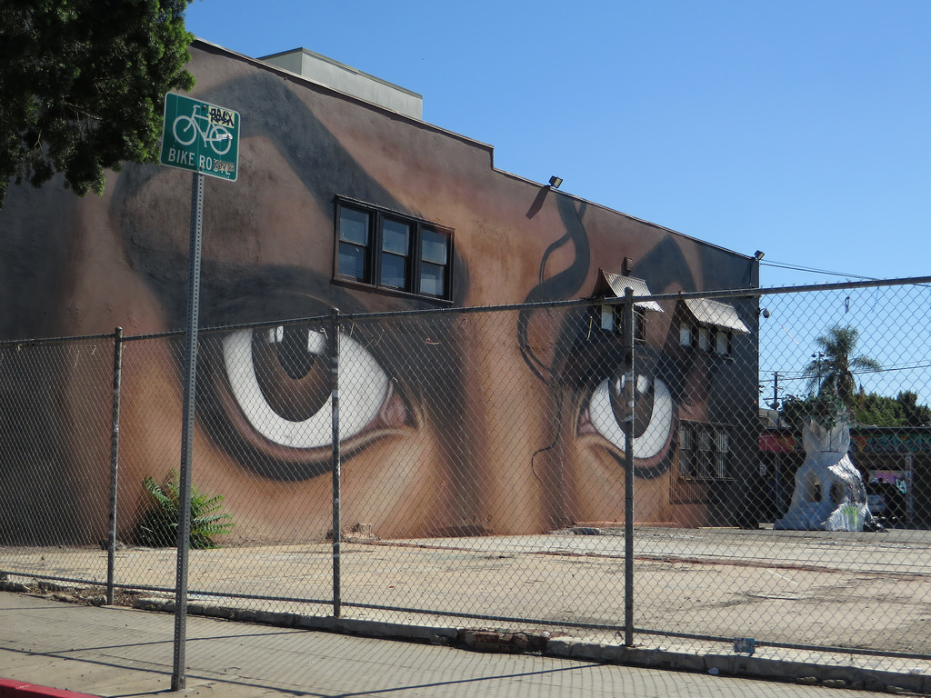 Michael Jackson Mural, Pico-Union, Los A by Ken Lund, on Flickr