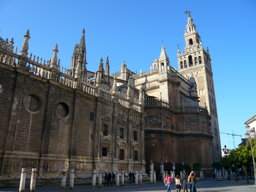 Seville Cathedral by HerryLawford, on Flickr