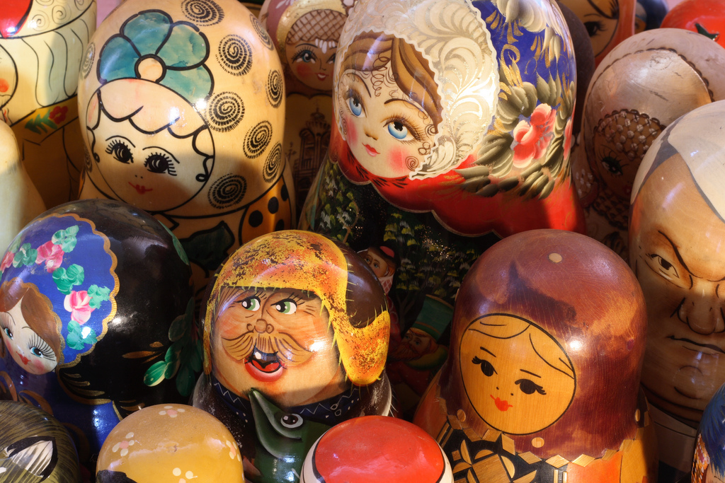 Matryoshka Dolls by chillihead, on Flickr