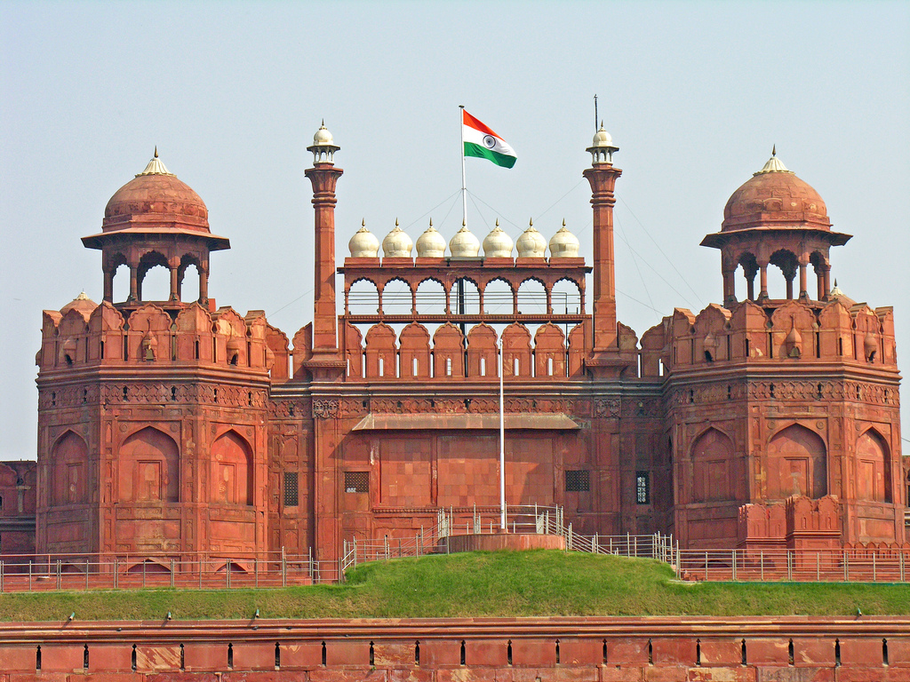 India-0037 - Red Fort by archer10 (Dennis) 98M Views, on Flickr