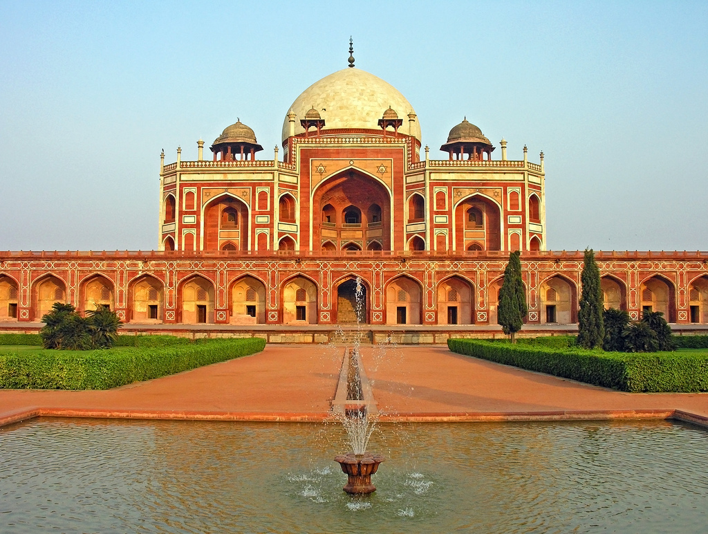 India-0155 - Humayun's Tomb by archer10 (Dennis) 98M Views, on Flickr