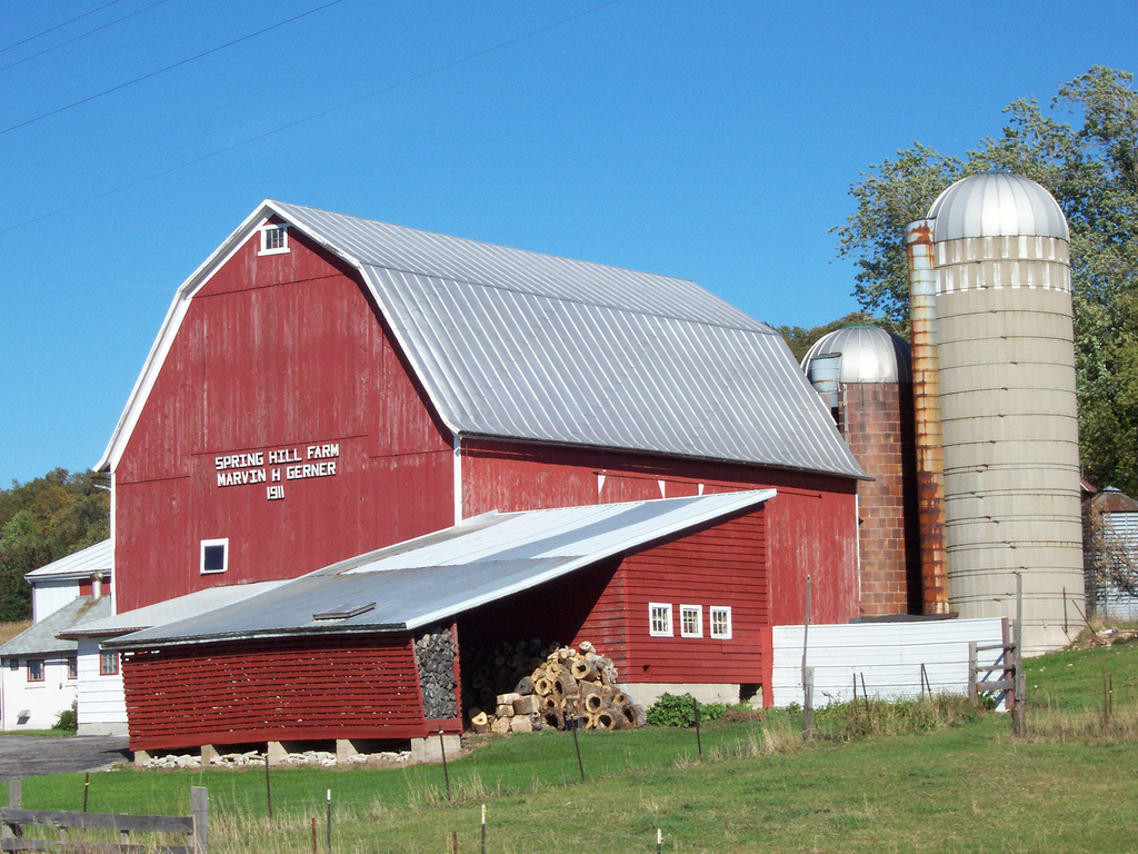Family Farm by royal_broil, on Flickr