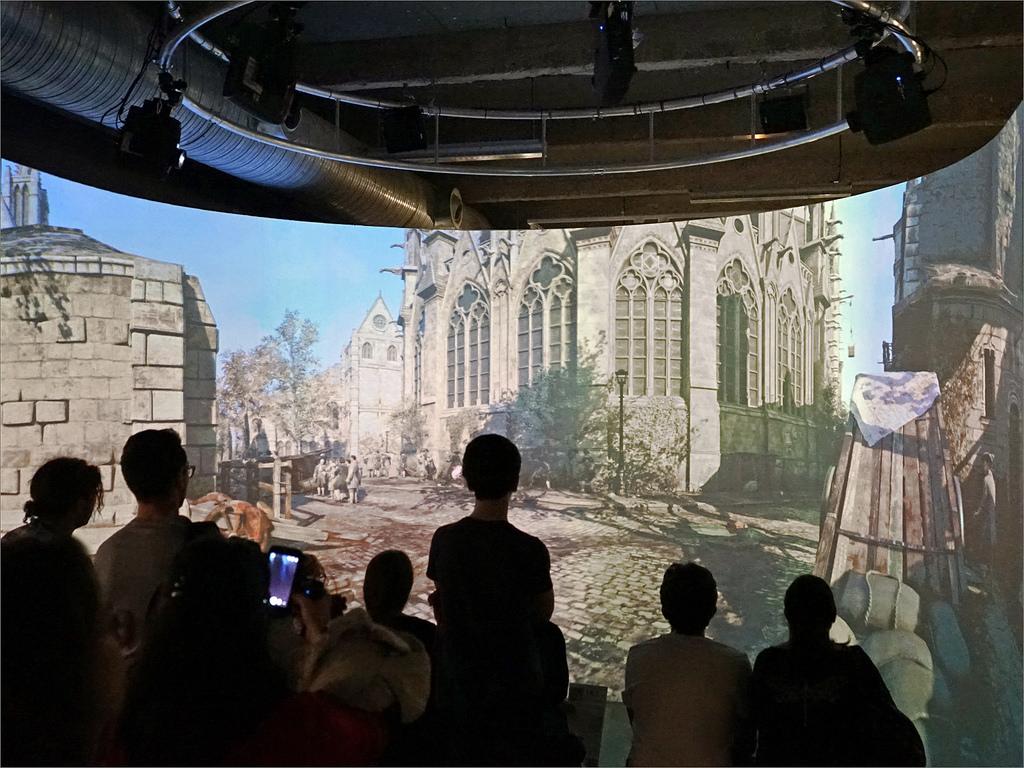 L'art dans le jeu vidéo (musée d'art l by dalbera, on Flickr