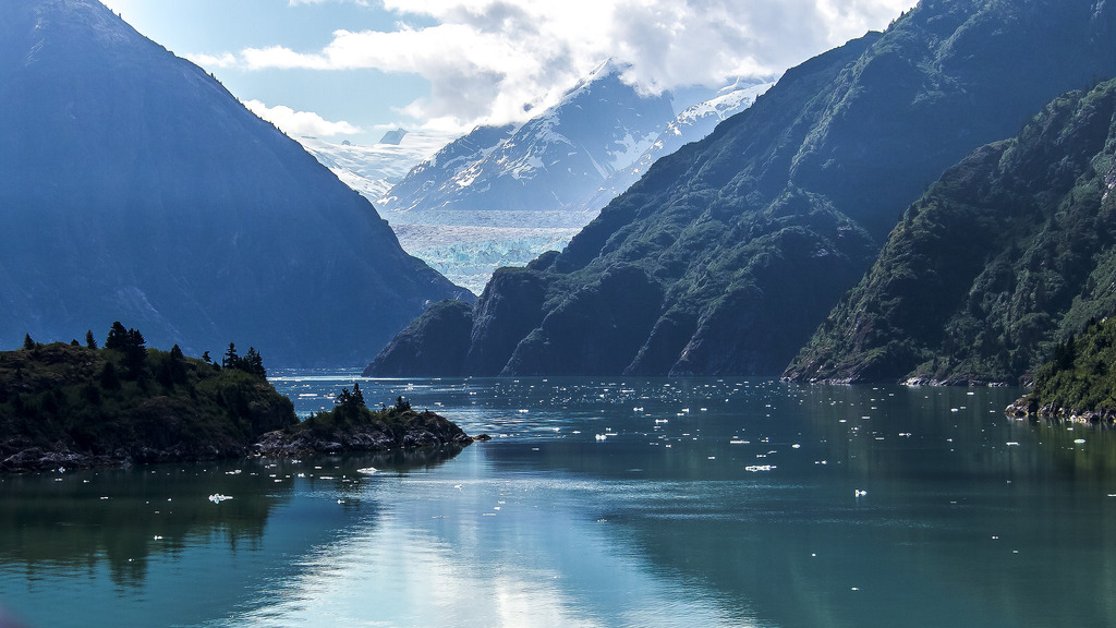 Departing - Tracy Arm Fjord by Ian D. Keating, on Flickr