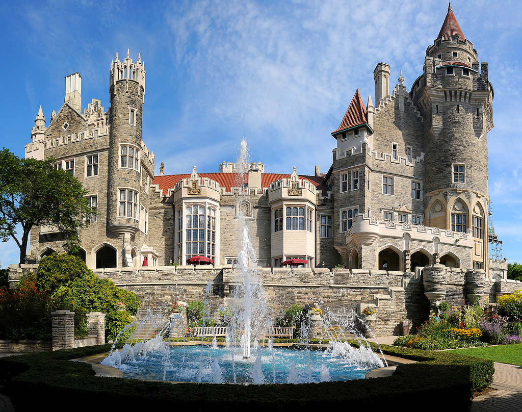 Casa Loma by larrywkoester, on Flickr