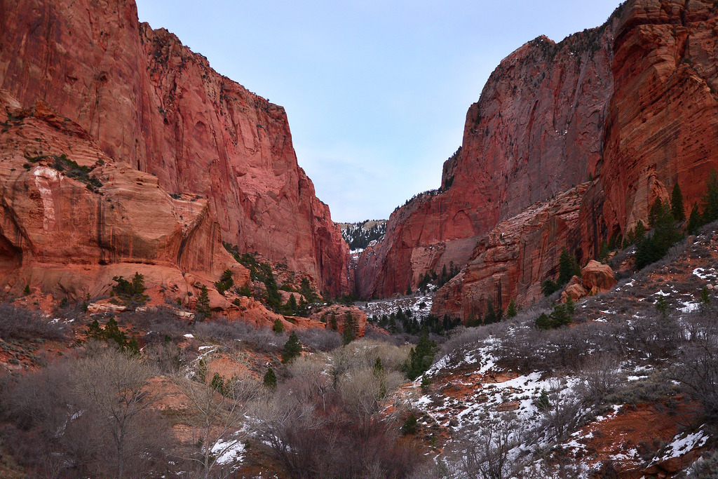 Kolob Canyons by ZionNPS, on Flickr