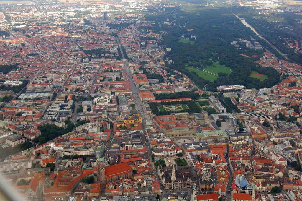 München (Munich) by zoesch, on Flickr