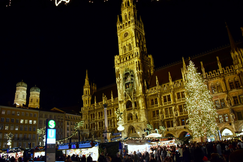 Munich Christmas Market by y entonces, on Flickr