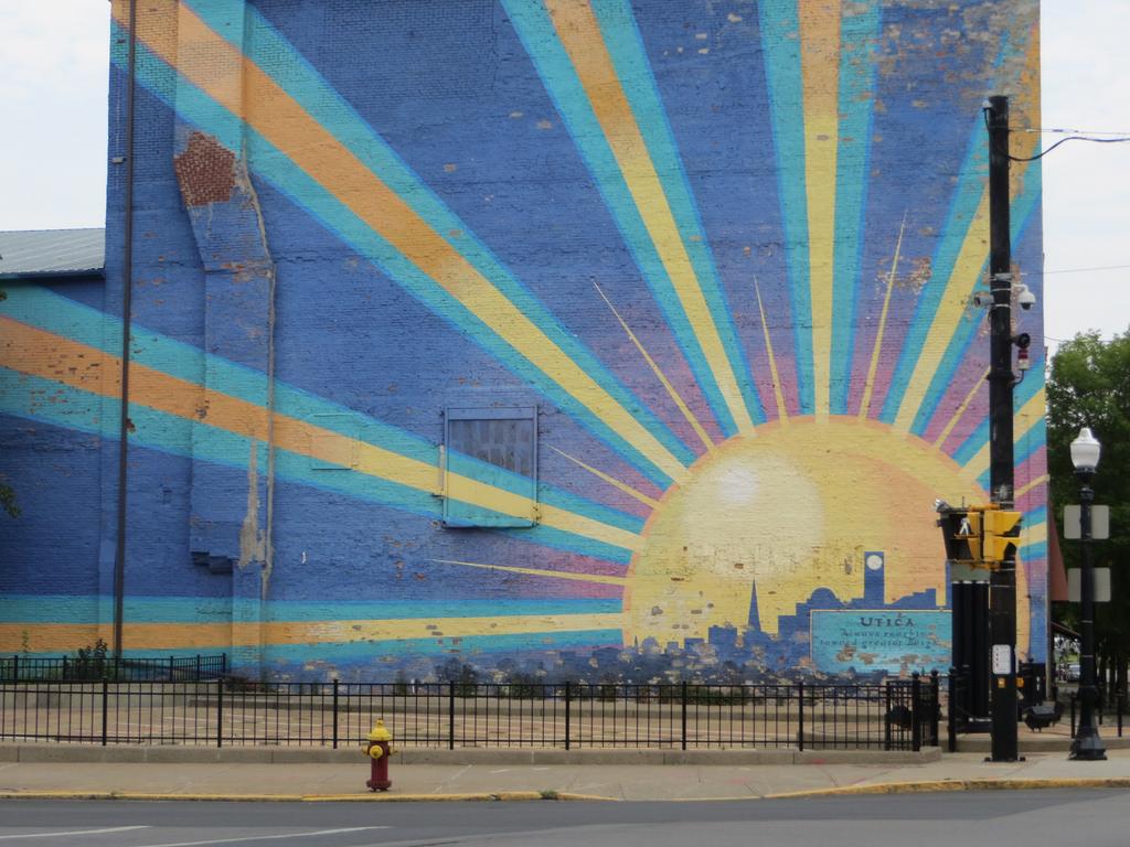 20150829 79 Mural, Utica, New York by davidwilson1949, on Flickr