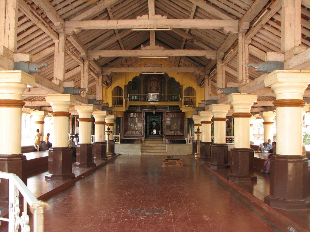 Shiroda Kamakshi Temple by wildxplorer, on Flickr