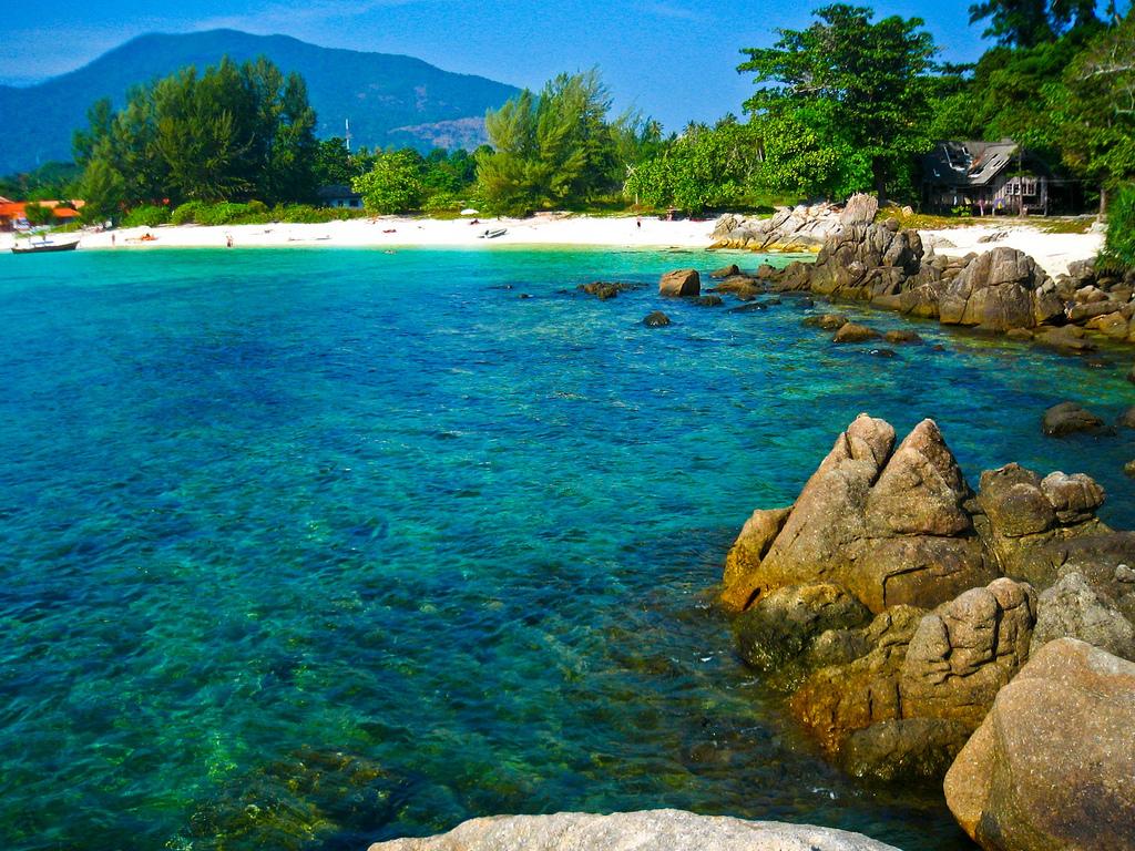 pattaya beach, ko lipe by gautsch., on Flickr