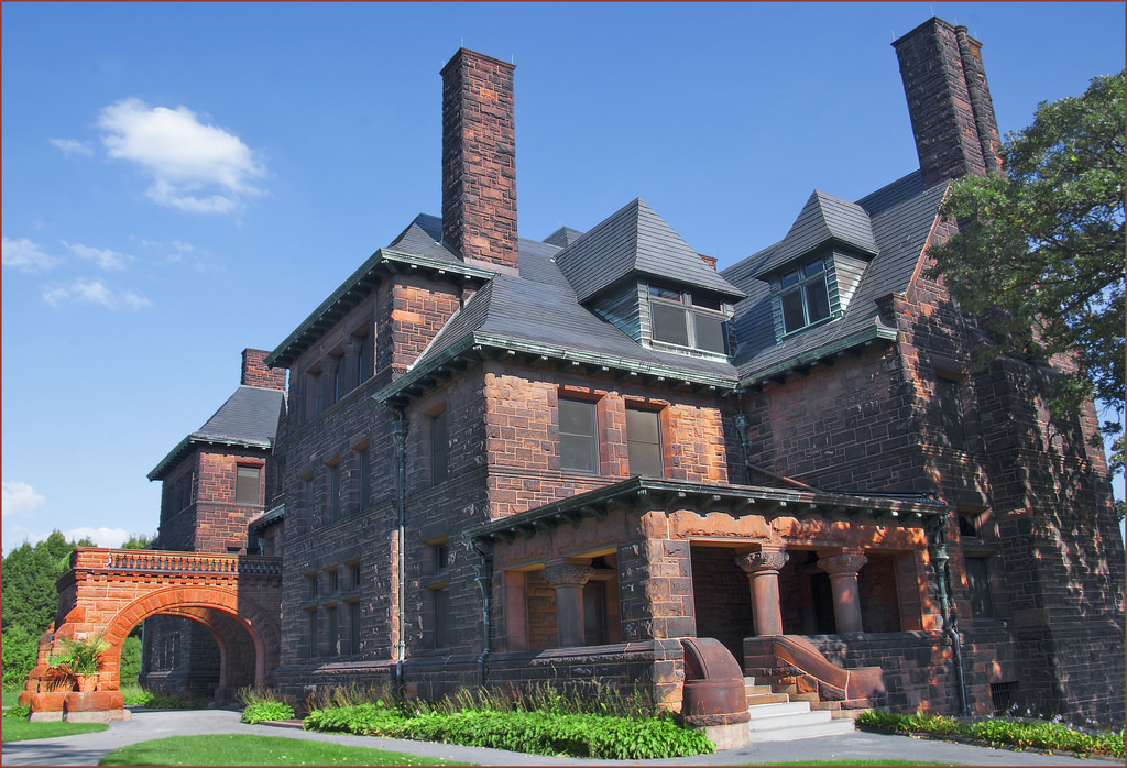 The James J. Hill Mansion -- 240 Summit by Ron Cogswell, on Flickr