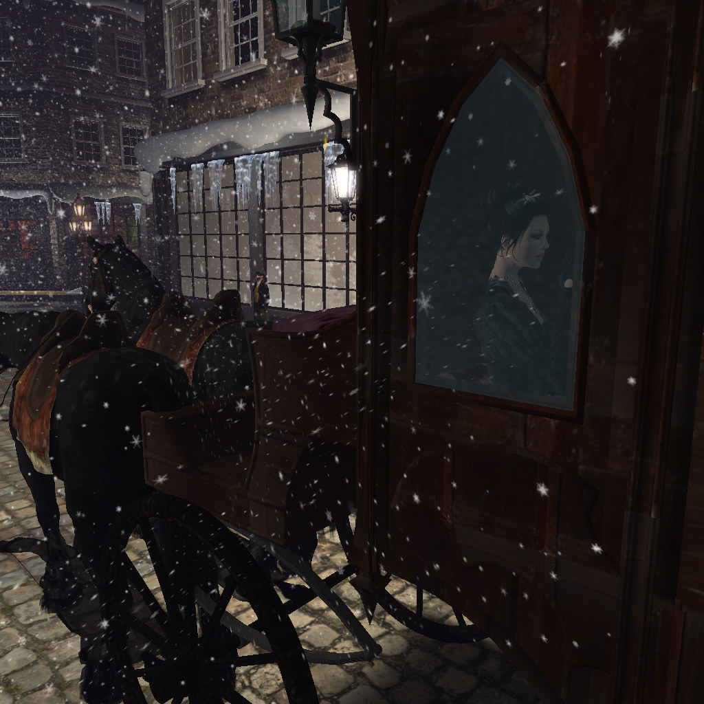 Sherlock Holmes Murder Mystery @ The Ele by Dax Dover, on Flickr