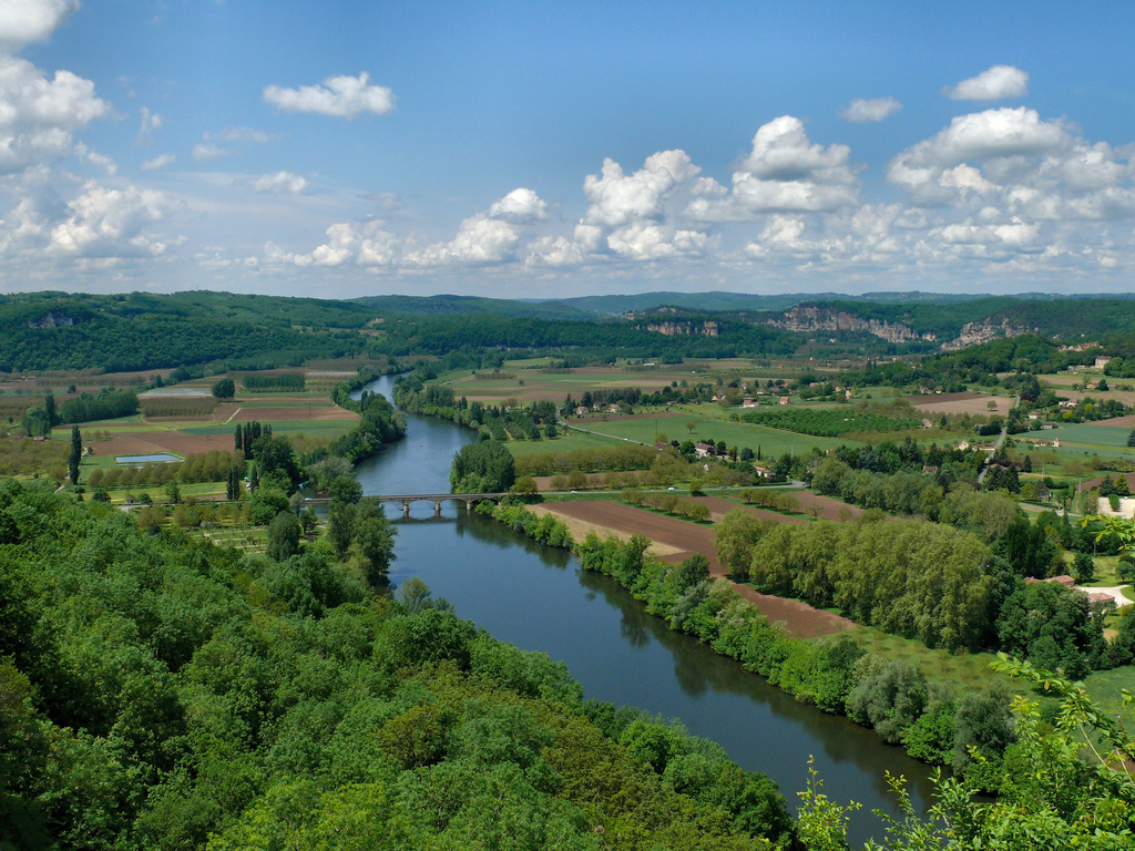 Dordogne valley by dynamosquito, on Flickr