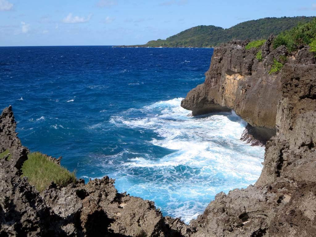 Limestone Cliffs by D-Stanley, on Flickr