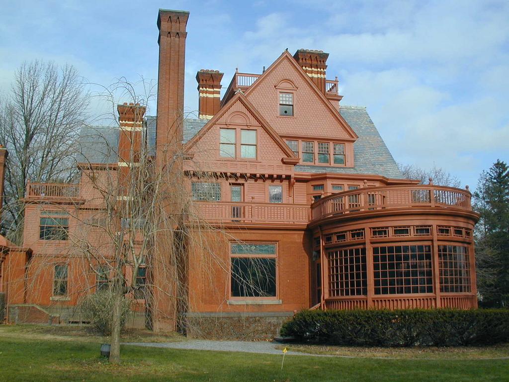 Glenmont, Thomas Edison's Mansion, West by Bogdan Migulski, on Flickr