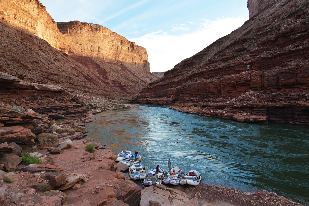 13 Mile Camp (Supai Ledges) on the Color by Paxson Woelber, on Flickr