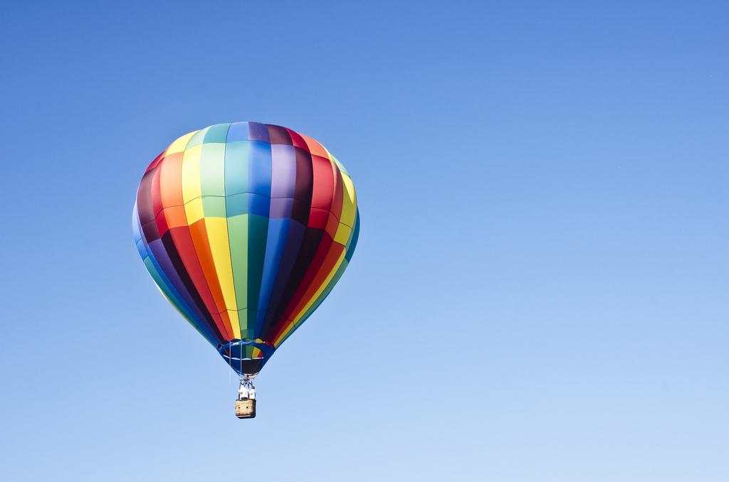 Hot Air Balloon Summer Heat Festival by Paul J Everett, on Flickr