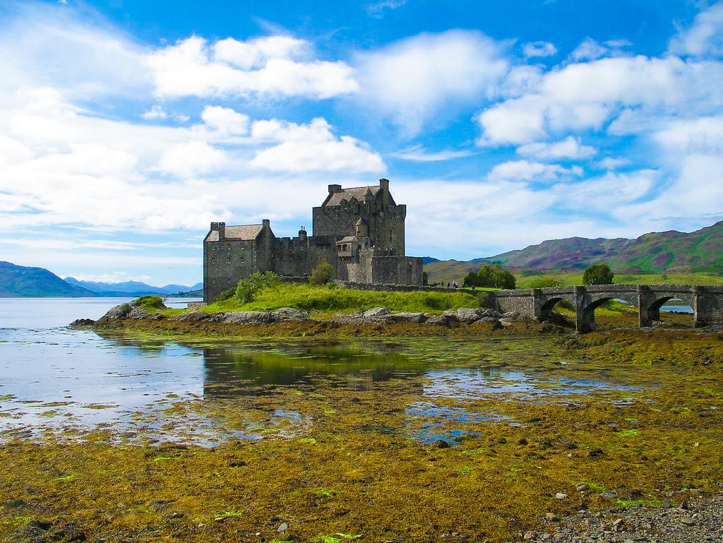 Eilean Donan Castle in Scotland by Shadowgate, on Flickr