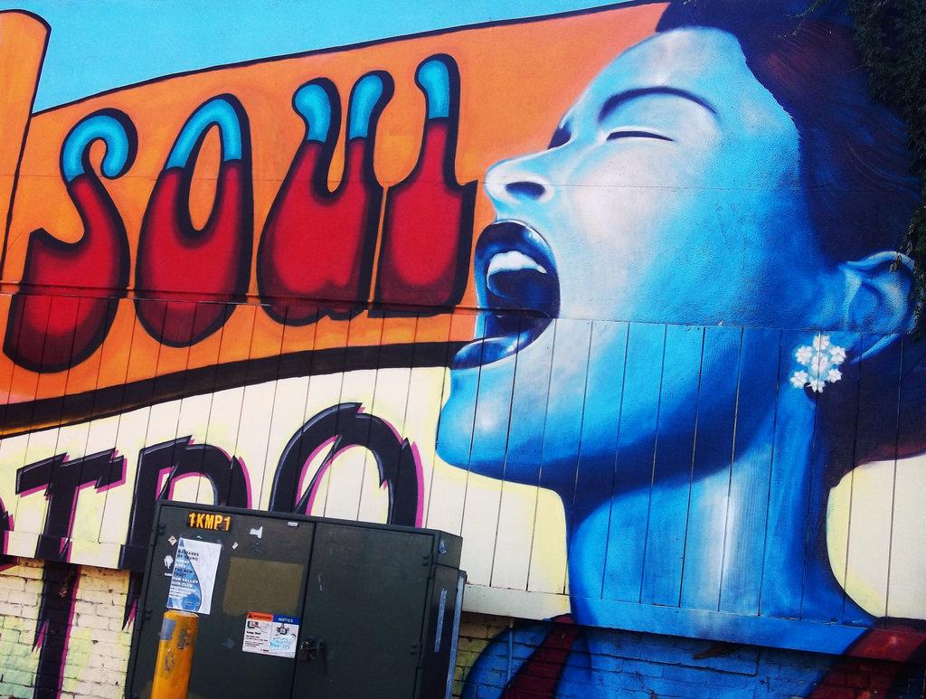 Mural: Lady Sings the Blues - Billie Hol by jmf1007, on Flickr