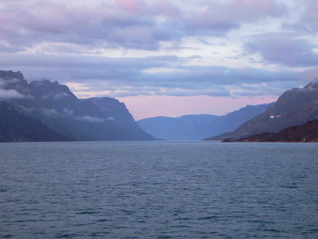 Kangerlussuaq Fjord by D-Stanley, on Flickr