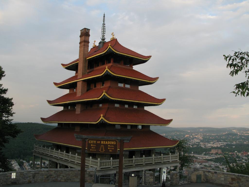 Pagoda at Sunrise by RiverRatt3, on Flickr
